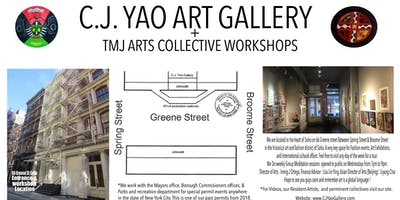 C.J. Yao Art Gallery -Fall Residency Member Sign Up