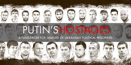 Putin's Hostages Screening - Fundraiser for Families of Political Prisoners tickets