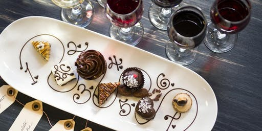 Dessert and Wine Tasting