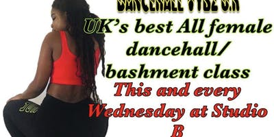 Copy of Dancehall Vybz Dance Class
