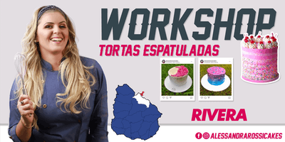 Workshop Tortas Espatuladas - Rivera