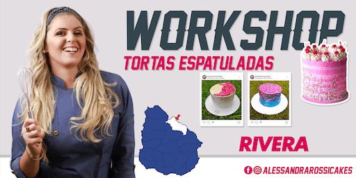Workshop Tortas Espatuladas - Rivera