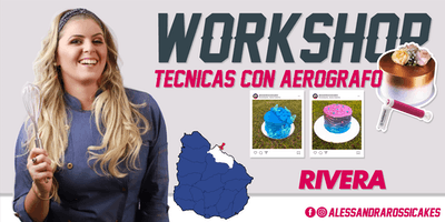 Workshop Técnicas en Aerógrafo - Rivera