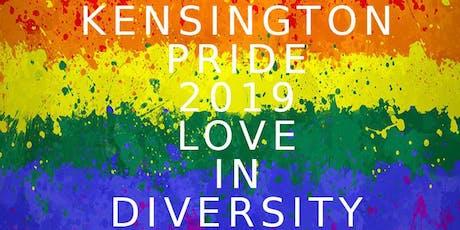 Kensington Pride 2019 tickets
