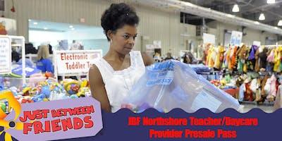 Teacher/Daycare Provider Presale Pass - JBF Northshore Fall 2019