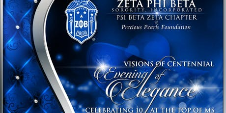 Evening of Elegance: Celebrating 10 years at the TOP of Mississippi tickets