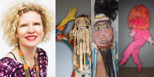 Mask Making and Movement with Mimi Haddon - COAST Edition