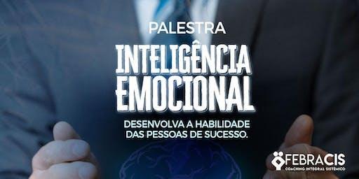 [ARACAJU/SE] Palestra Inteligência Emocional - 26/07/2019