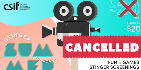 Stingers Showcase  tickets