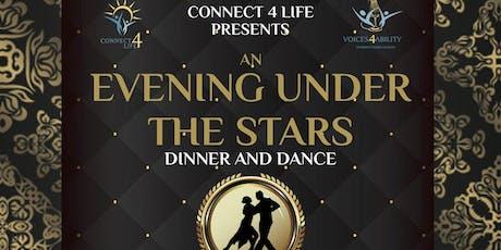 An Evening Under The Stars - Dinner Dance Fundraiser tickets