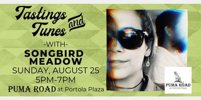 Tastings & Tunes w/ Songbird Meadow