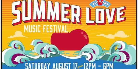 Summer Love Music Fest tickets