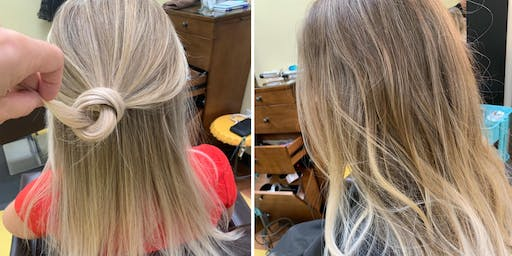 In needed models for new blond technique