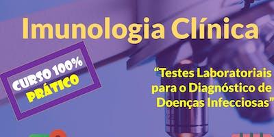 Curso Imunologia Clínica 100% Prática (Salvador-BA)