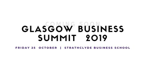 Glasgow Business Summit tickets