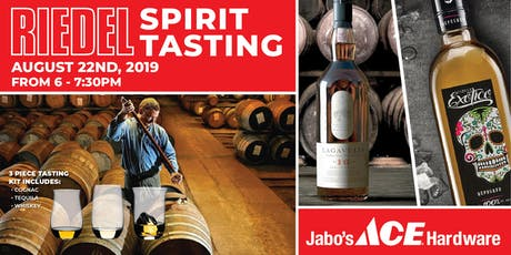 Riedel Spirit Tasting Event tickets