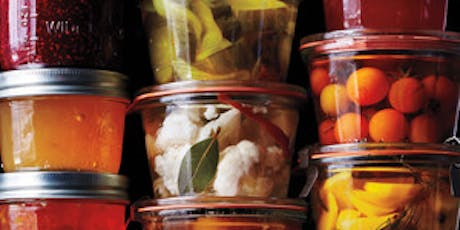 Jam And Pickling Cooking Class tickets