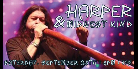 Harper & Midwest Kind tickets