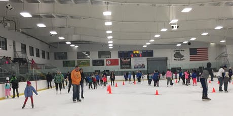 Free Ice Skating Fun for the Whole Family tickets