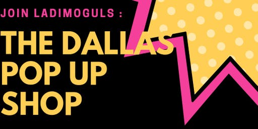 The Dallas Vendor Pop up Shop