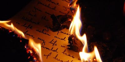 Burning Ritual with Doreene
