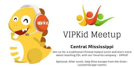 Ridgeland, MS VIPKid Meetup hosted by Amelia Barker tickets