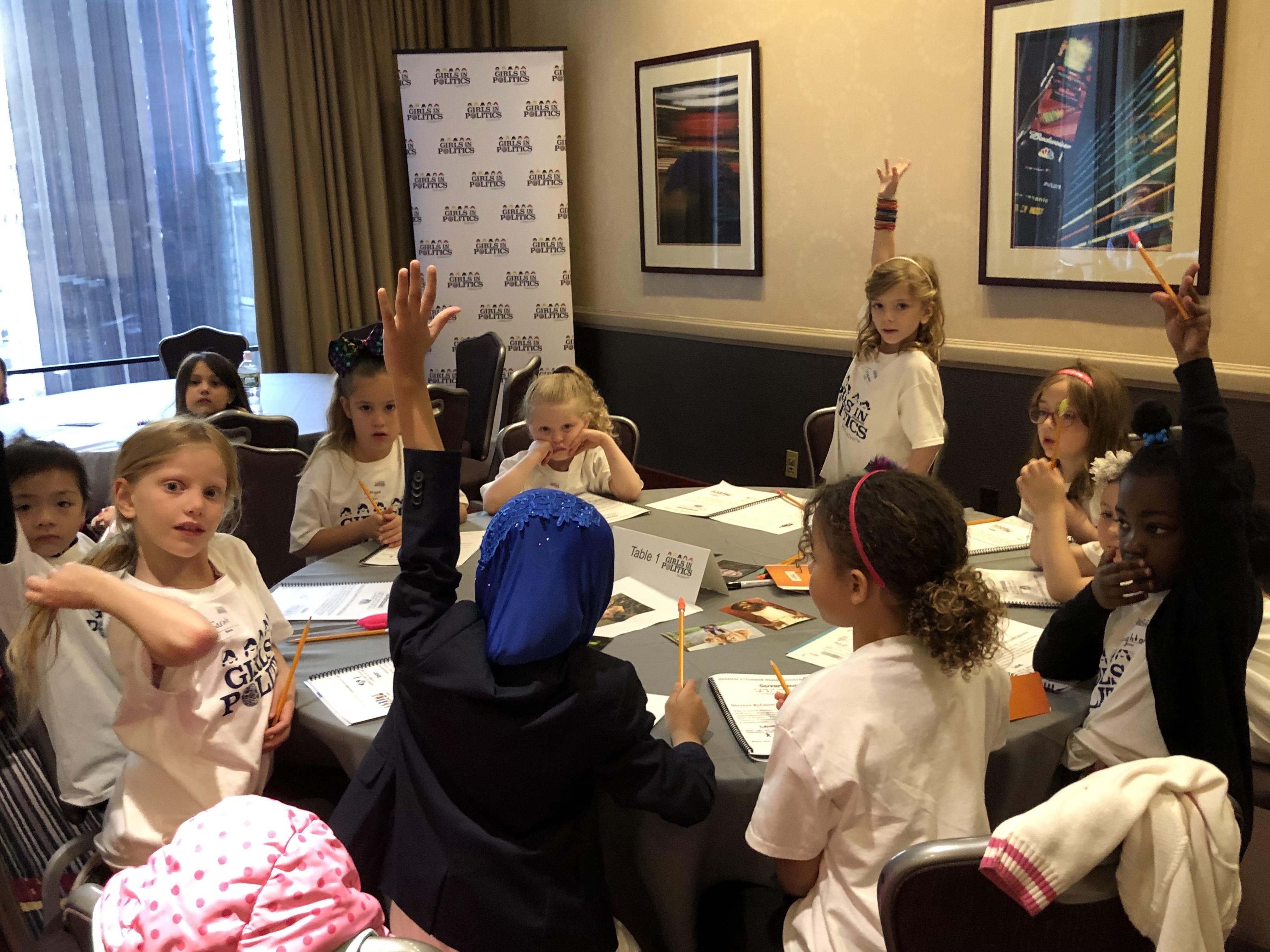 Mini Camp Congress for Girls NYC Fall 2019