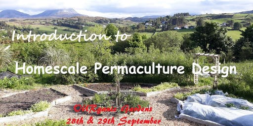 Homescale Permaculture Design