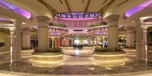 Weekend Retreat at Dover Downs Hotel & Casino  October 13-14, 2019