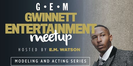 Gwinnett Entertainment Meetup (G.E.M.) tickets