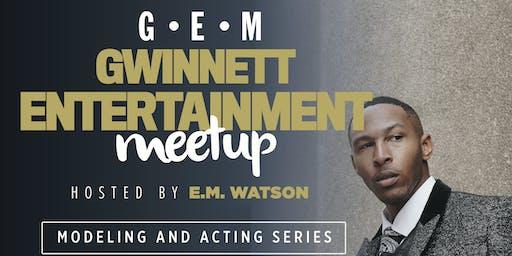 Gwinnett Entertainment Meetup (G.E.M.)
