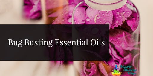 Bug Busting Essential Oils