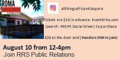 RRSPR Social Mixer tickets