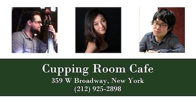 [NYC LIVE JAZZ]Miki Yokoyama **** at Cupping Room