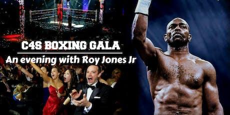 "C4S Gala: ""An Evening with Roy Jones Jr."" tickets"