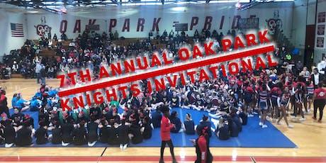 7th Annual OAK PARK CHEER - KNIGHTS  INVITATIONAL tickets