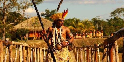 Yawanawa Sacred Songs & Storytelling Santa Cruz