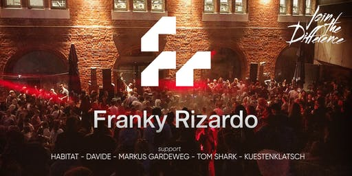 Open Air / Join The Difference / Franky Rizardo / Season Closing