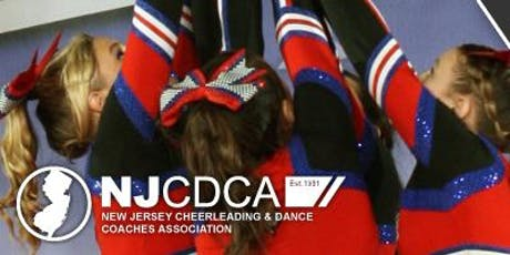 NJCDCA Cheer Coaches Fall Forum tickets