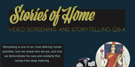 Stories of Home tickets