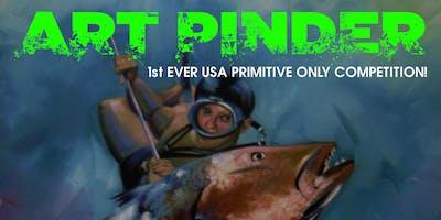South Florida Freedivers Art Pinder Primitive Competition