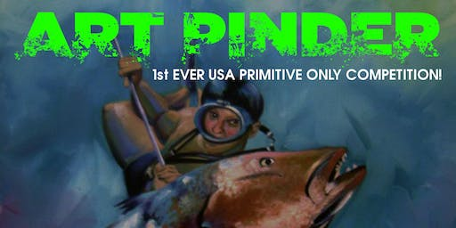 South Florida Freedivers Art Pinder Primitive Competition