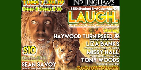 LAUGH.  Live Standup Comedy in the ER(Event Room) tickets