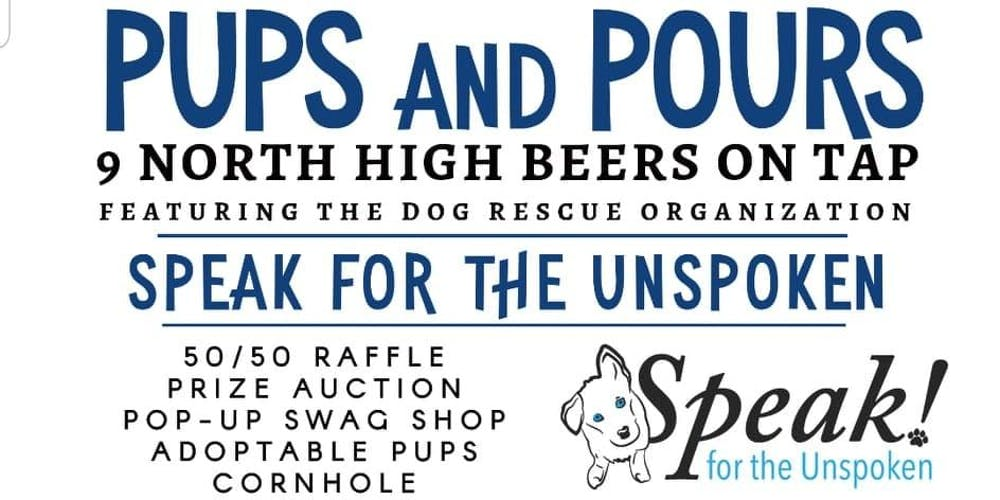 Pups And Pours Tickets, Fri, Aug 23, 2019 at 6:00 PM | Eventbrite