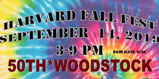 Harvard Fall Fest