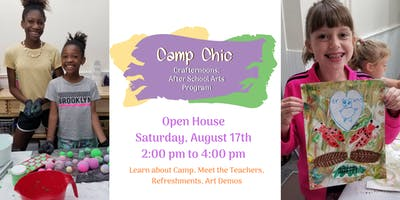 Open House Crafternoons
