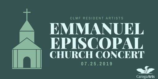 Concert at Emmanuel Episcopal Church