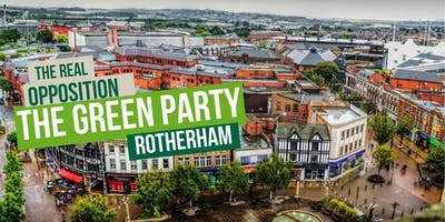 Rotherham Green Party Fundraiser