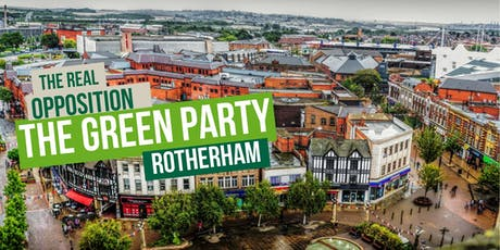 Rotherham Green Party Fundraiser tickets