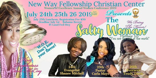 New Way Fellowship C.C. Women of Excellence 2019 Women Conference